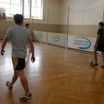 Fußballturnier in Schneeberg
