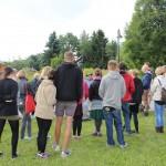 Stolpersteinverlegung Johanngeorgenstadt
