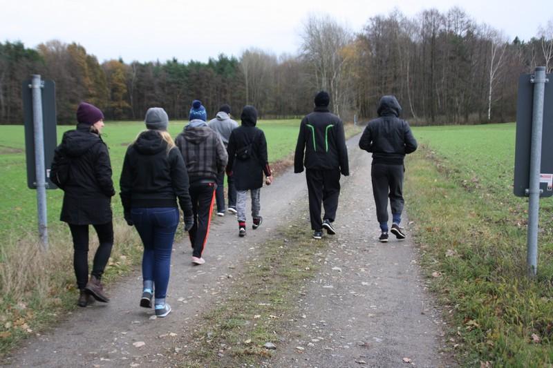 Spaziergang für frische Ideen ;-)